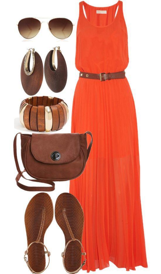 pos tha valis ta pio fotina koralli foremata 3 - Πώς θα βάλεις τα πιο φωτεινά κοραλλί φορέματα