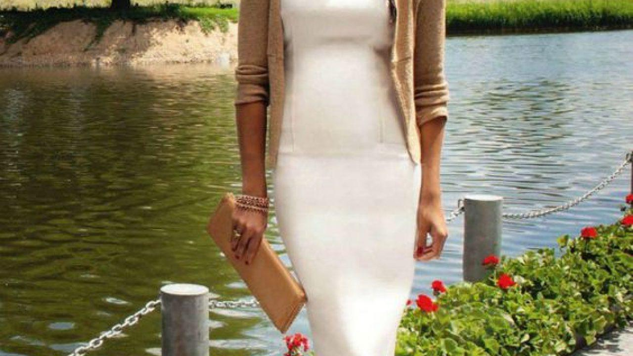 dfa2d7b19e4 Πώς θα βάλω λευκό pencil φόρεμα με στιλ - Page 5