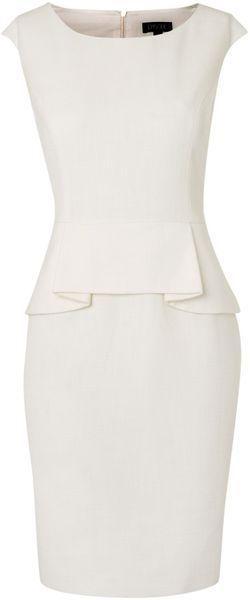 0f5227e35ba Πώς θα βάλω λευκό pencil φόρεμα με στιλ - Page 4