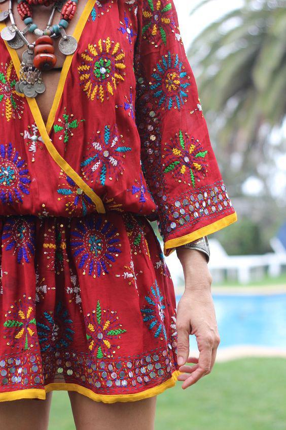 5 ethnic φορέματα για να ξεχωρίσεις το καλοκαίρι 293a80a058d