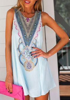 5 ethnic print φορέματα για το καλοκαίρι 644e46c55c6