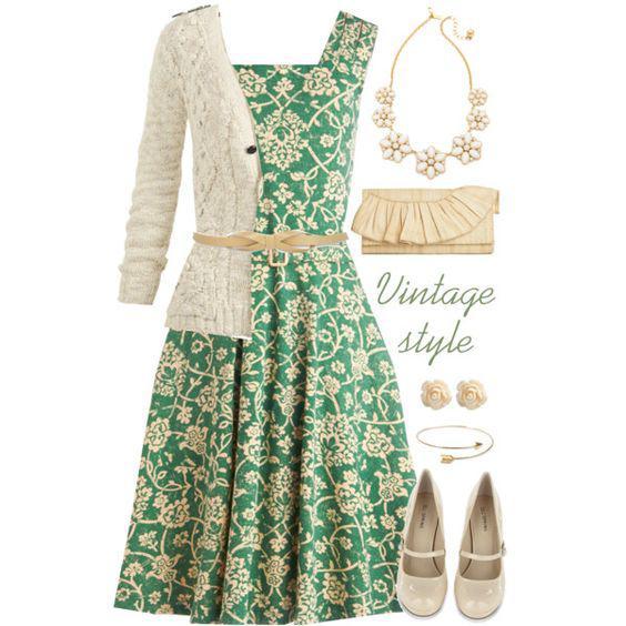 pos na valis floral forema me lepti zaketa 3 - Πώς να βάλεις floral φόρεμα με λεπτή ζακέτα