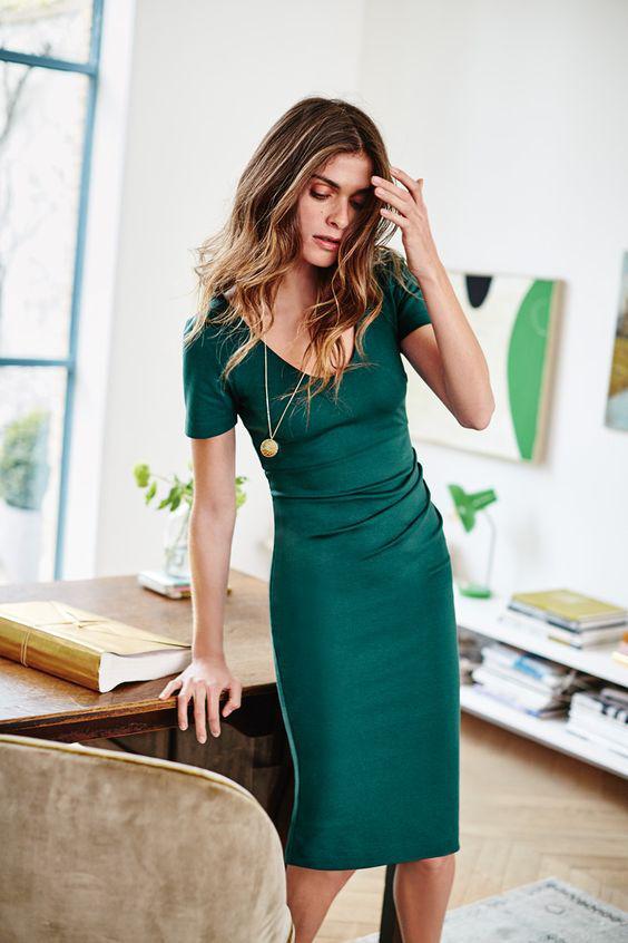 69c86403ac9 11 τρόποι να βάλεις παντού το pencil φόρεμα | Bradynaforemata.gr