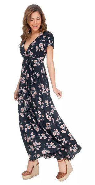 e4ab60b48a1e Φορεματα Attrattivo. Μακριά φορέματα Attrattivo άνοιξη καλοκαίρι 2017