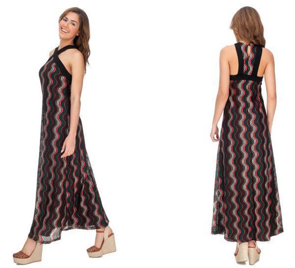 8219620f13b Μακριά φορέματα Attrattivo άνοιξη καλοκαίρι 2017 - Page 2