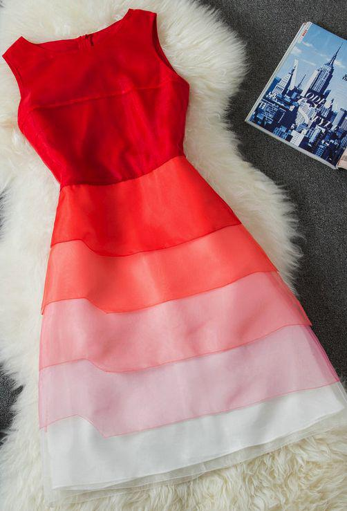 5 ombre foremata gia to kalokairi 2 - 5 ombre φορέματα για το καλοκαίρι