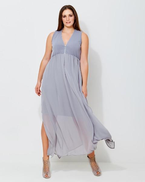 326cfbaa7f Μοντέρνα φορέματα σε μεγάλα μεγέθη Mat Fashion Άνοιξη Καλοκαίρι 2018