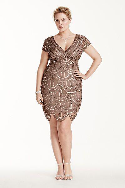 964f71a0483 Plus size Φορεματα για μια νύχτα στο θέατρο